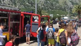 11 Fire prevention month Montenegro