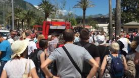 15 Fire prevention month Montenegro