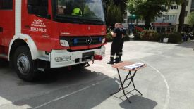 19 Fire prevention month Montenegro