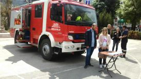 20 Fire prevention month Montenegro